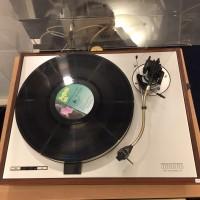 Luxman PD-121 incl SME